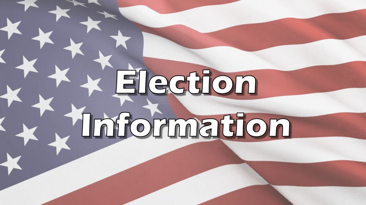 US Flag Election Information