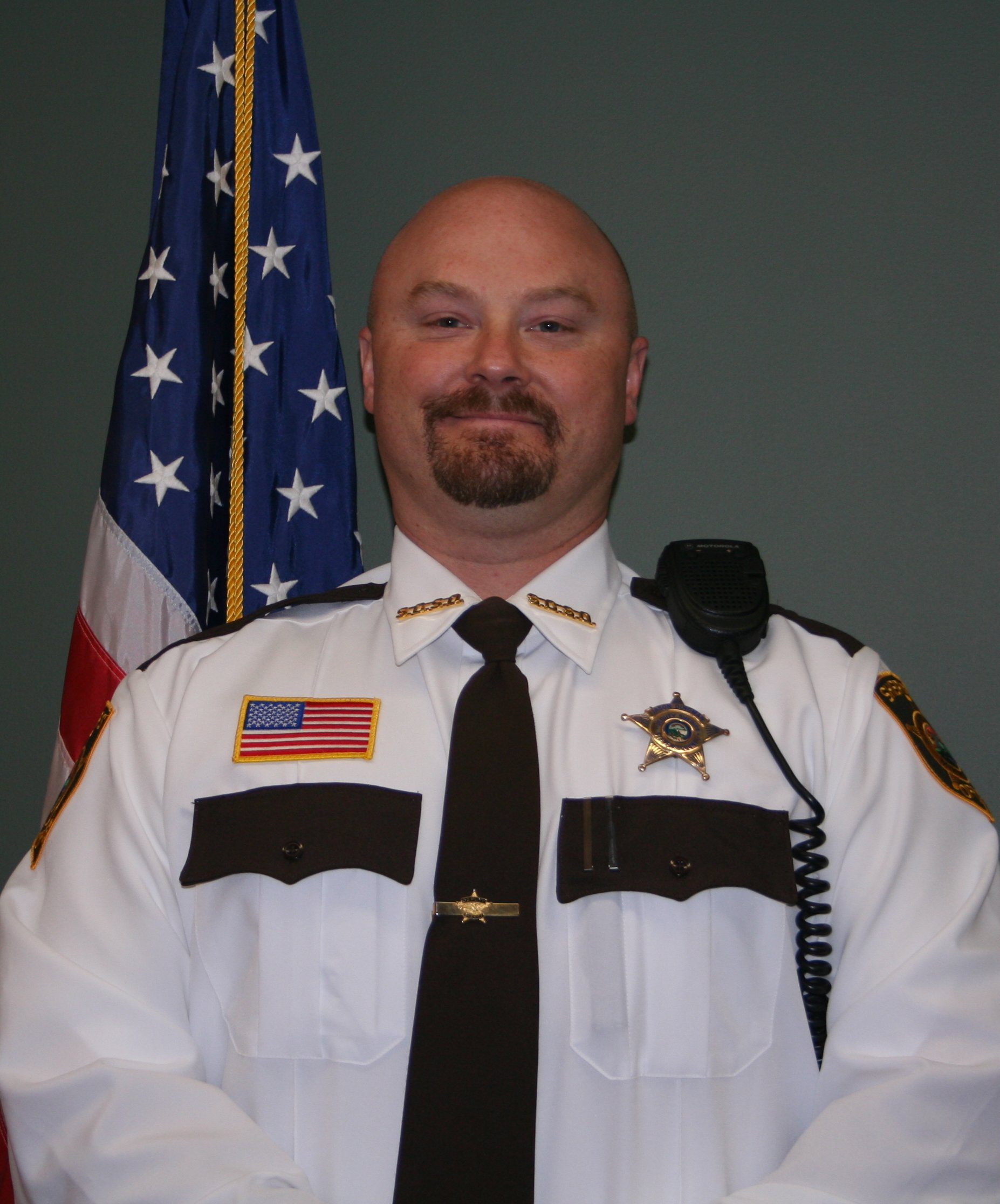 Sheriff Jason Dingman